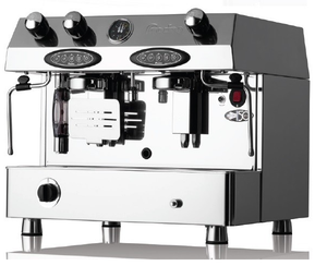 Fracino Contempo 2 Group Dual Fuel Coffee Machine