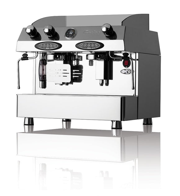 Fracino Contempo 2 Group Electronic Coffee Machine