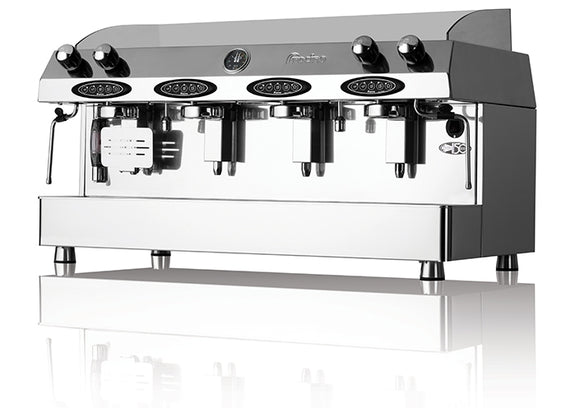 Fracino Contempo 4 Group Electronic Coffee Machine