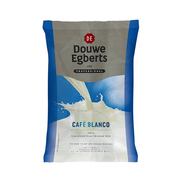 Douwe Egberts Cafe Blanco Skimmed Milk Packet (500G)