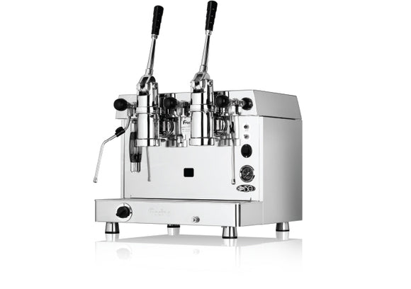 Fracino Retro 2 Group Dual Fuel Coffee Machine