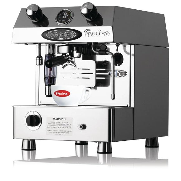 Fracino Contempo 1 Group Dual Fuel Coffee Machine