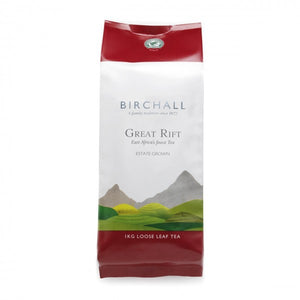 Birchall Great Rift Breakfast Blend Loose Leaf Tea (1KG Bag)