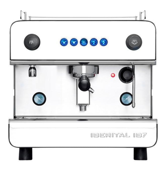 Iberital IB7 1 Group Traditional Espresso Coffee Machine