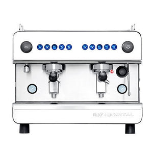Iberital IB7 Compact 2 Group Traditional Espresso Coffee Machine