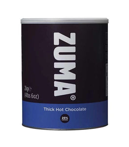Zuma Thick Vegan Hot Chocolate (2KG Tin)