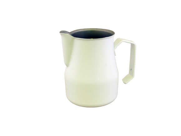 Motta Teflon Foaming Jug - 350ml (White)