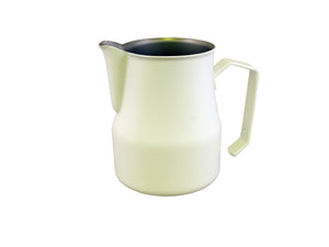 Motta Teflon Foaming Jug - 500ml (White)