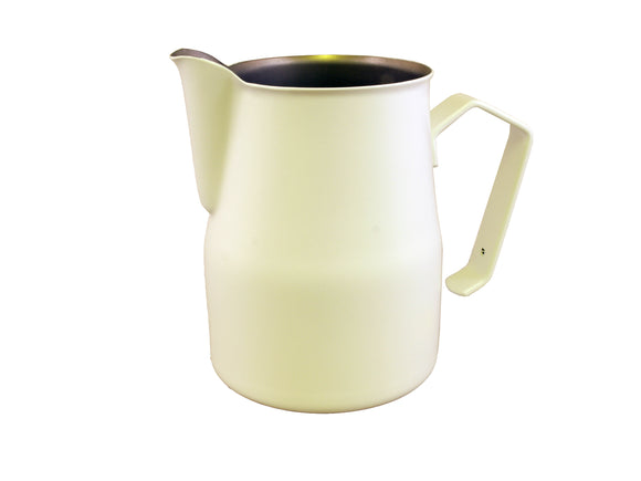 Motta Teflon Foaming Jug - 750ml (White)