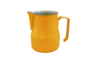 Motta Teflon Foaming Jug - 500ml (Orange)