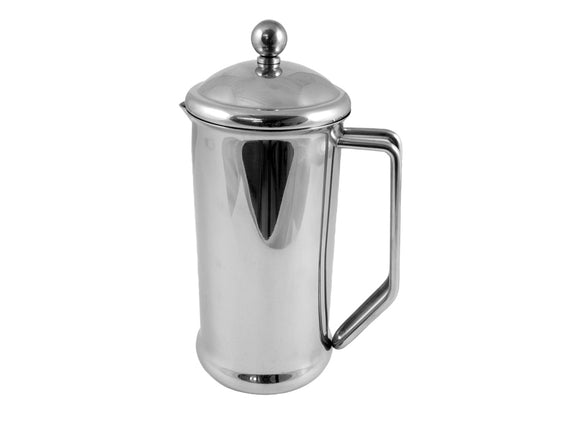 Mirror Finish Stainless Steel Cafetiere - 4 Cup