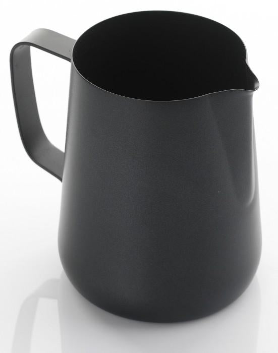 Teflon Milk Foaming Jug - 0.6 Litre (Black)