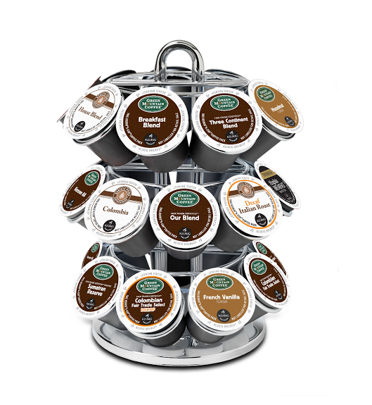 K-Cup® Wire Carousel
