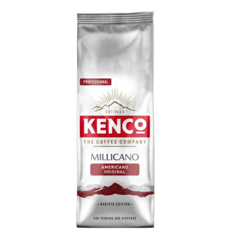 Kenco Millicano Americano Wholebean Instant Coffee (300G Packet)