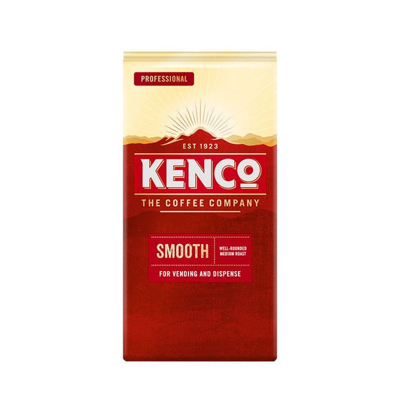 Kenco Smooth Roast Instant Coffee (300G Packet)