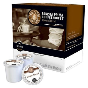 Barista Prima Coffeehouse® House Blend (Medium Roast) Keurig® K-Cup® Pods