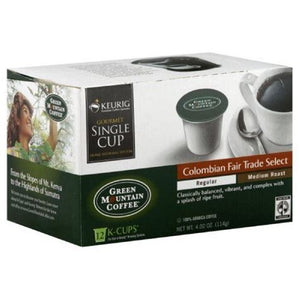Green Mountain Coffee® Colombian Fair Trade Select (Medium Roast) Keurig® K-Cup® Pods