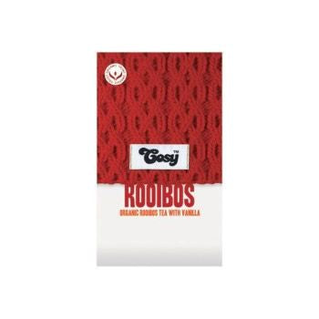 Cosy Rooibos Tagged Tea Bags (Single)