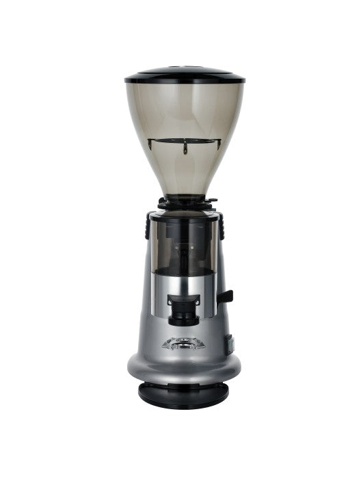 Macap MXA Auto Grinder and Hopper (Silver)