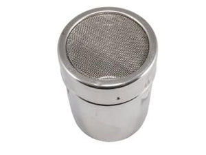 Large Stainless Steel Chocolate Shaker (Mesh)