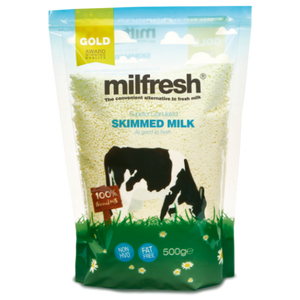 Milfresh Gold Granulated Skimmed Milk Packet (500G)