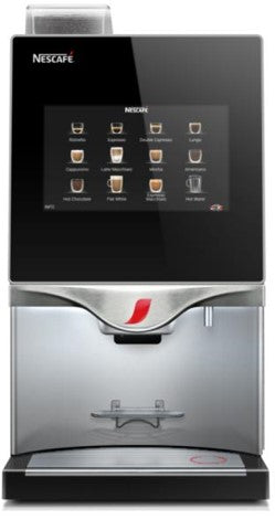 Nescafé Fusion Touch Screen 30E Bean to Cup Coffee Machine