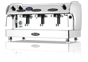 Fracino Romano 3 Group Electronic Coffee Machine