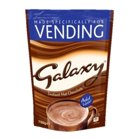 Galaxy Vending Chocolate (750G Packet)