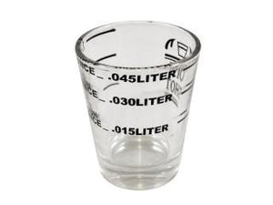 One Shot Espresso Glass (1.5oz)