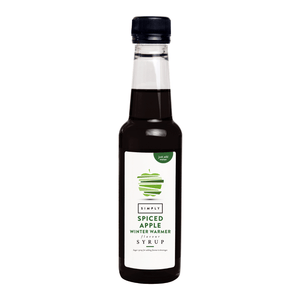 Simply Mini Spiced Apple Winter Warmer Syrup (250ml)