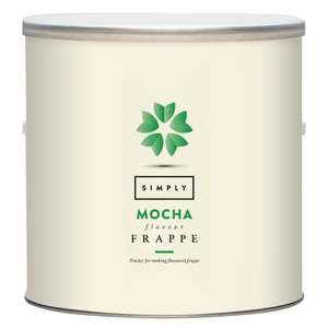 Simply Mocha Frappe Powder (1.75KG Tin)