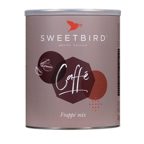 Sweetbird Caffe Frappe Mix (2KG Tin)