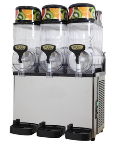 Triple 12 Litre Slush Machine