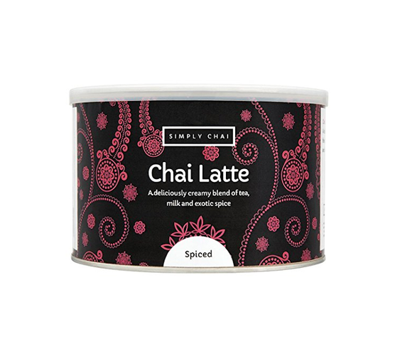 Simply Spiced Chai Latte (1KG Tub)