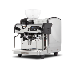 Zircon 1 Group with Integral Grinder Traditional Espresso Coffee Machine