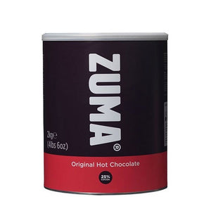 Zuma Original Vegan Hot Chocolate (2KG Tin)