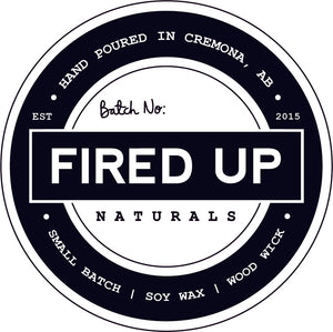 Fired Up Naturals Canada