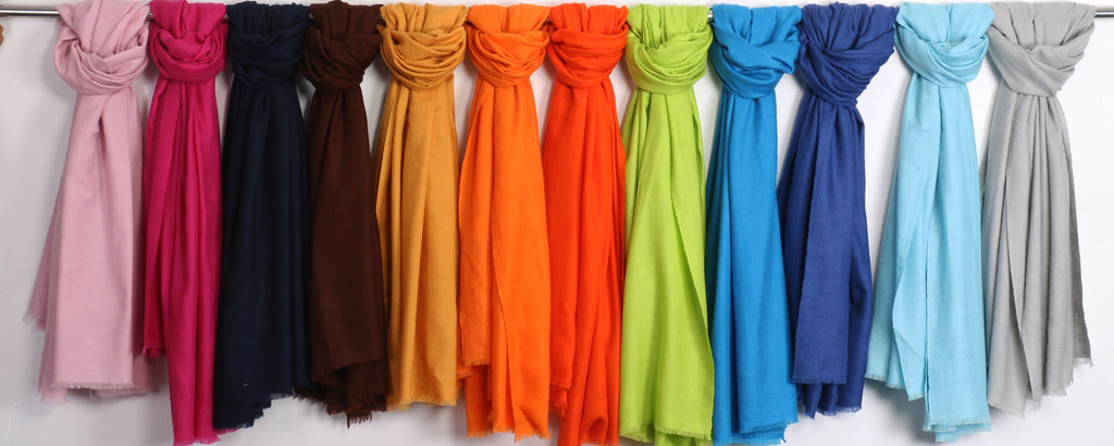 Top Pashmina Shawl designs you will only get at Kashmir Box