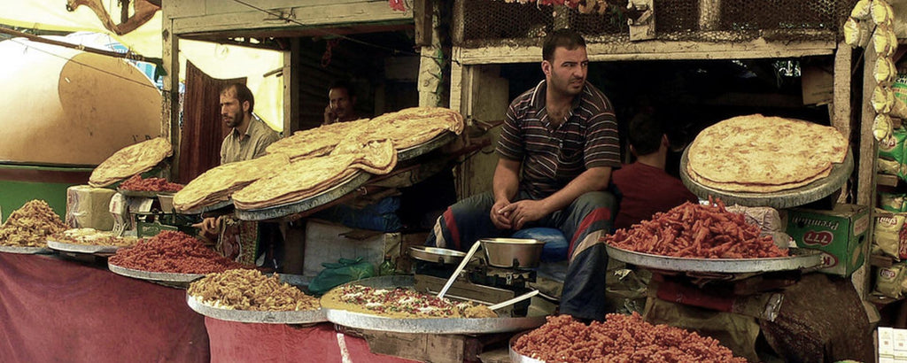 Street Food of Kashmir