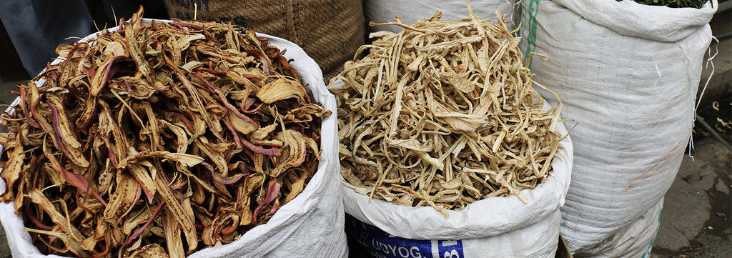 A Platter of Hokh Syun - 7 Kashmiri Dried Foods To Taste