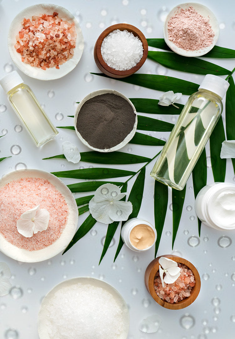 Natural skin care for monsoon with organic products