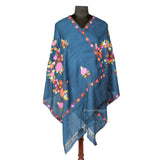 Light Blue Tharidar Stole