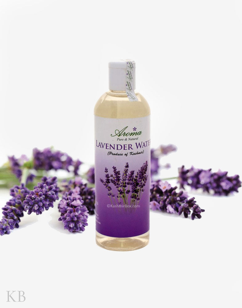 Aroma Lavender Water and Rosemary Oil Combo