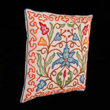 Crewel Marigold Cushion Covers (Set of 6)