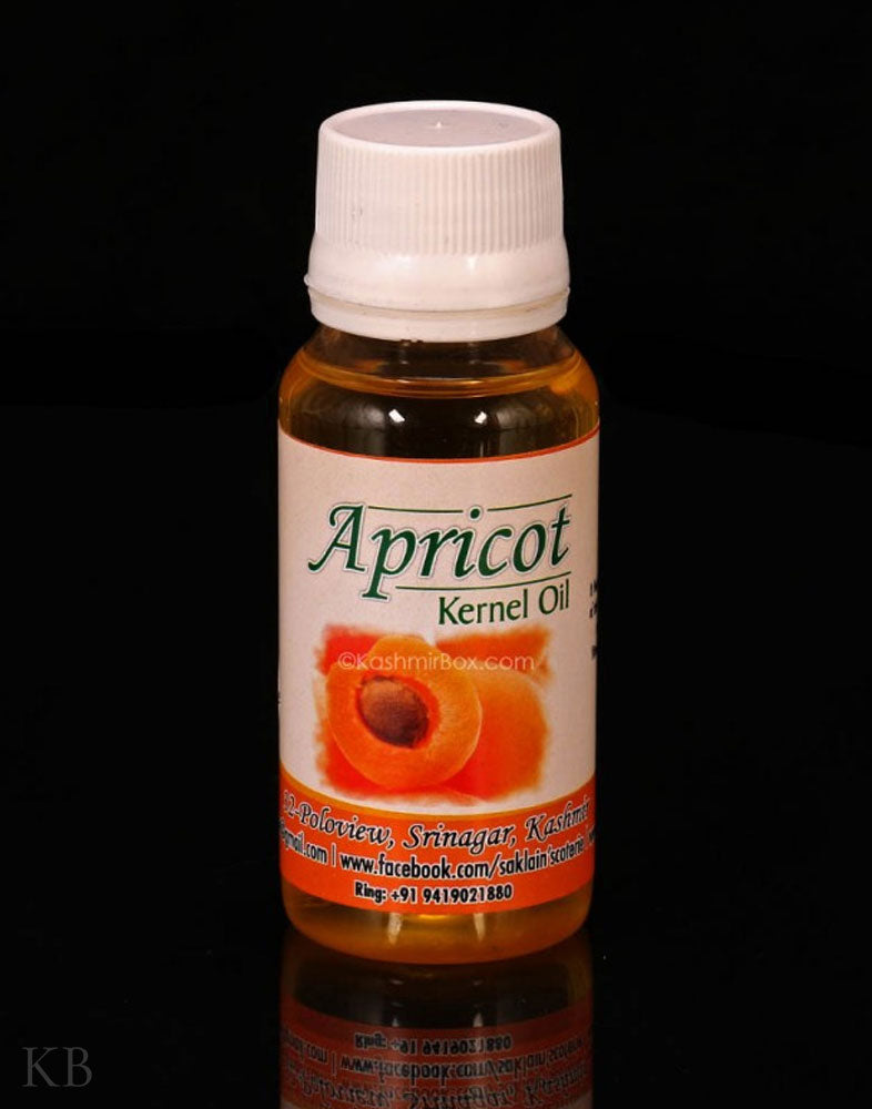 SC Apricot Kernel Oil (Pair) - Kashmir Box
