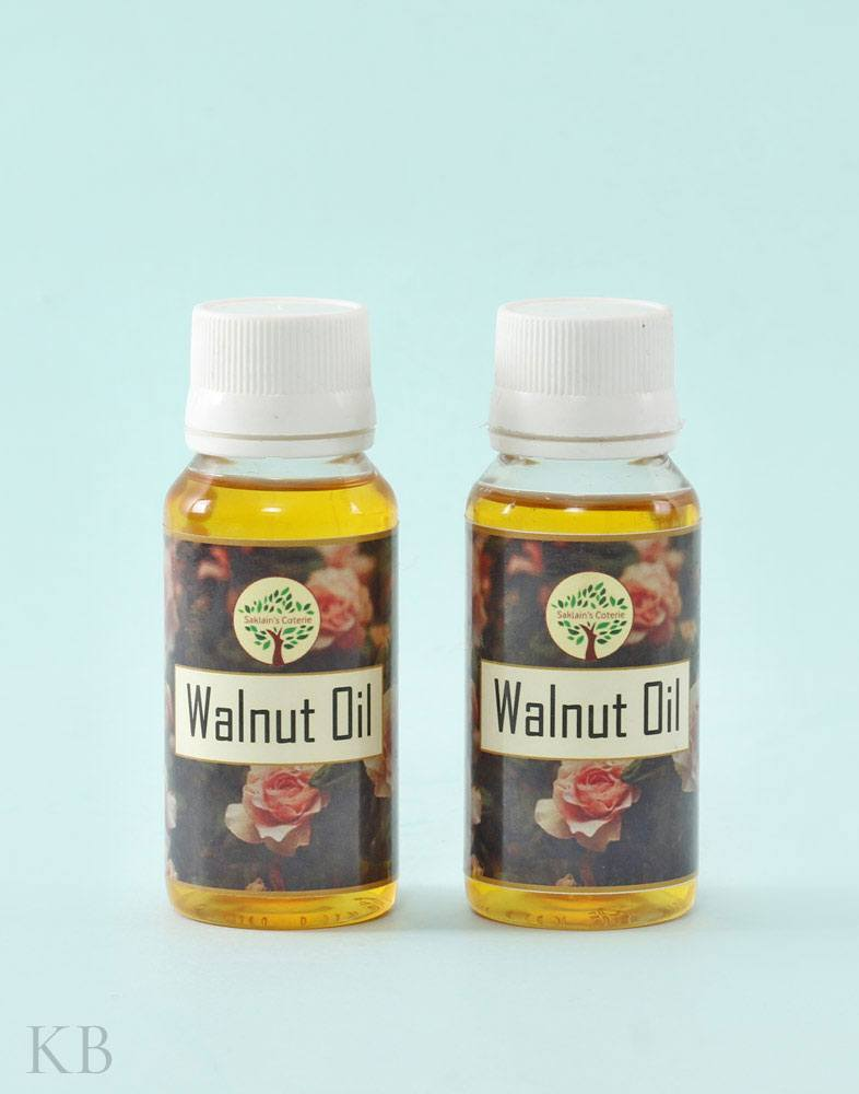SC Walnut Kernel Oil (Pair)