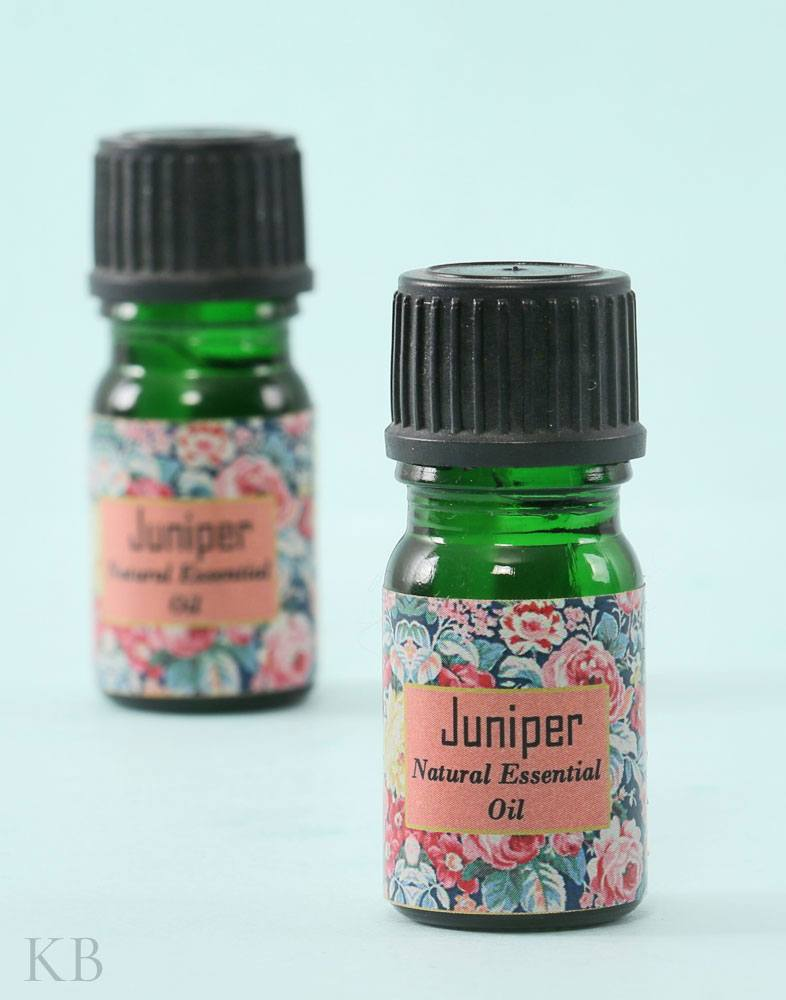 SC Juniper Berry Essential Oil (Pair)
