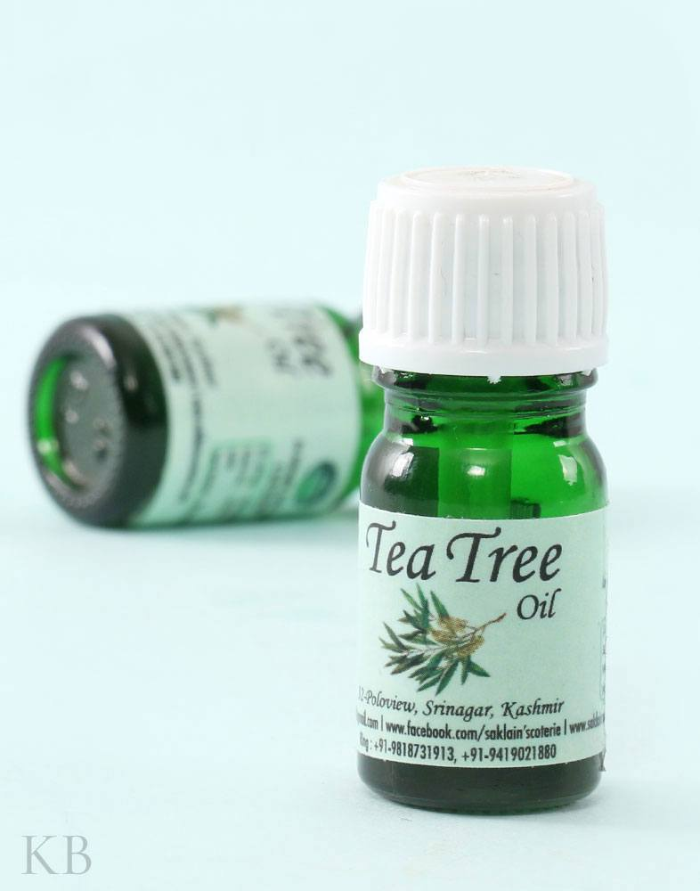SC Tea Tree Essential Oil (Pair)