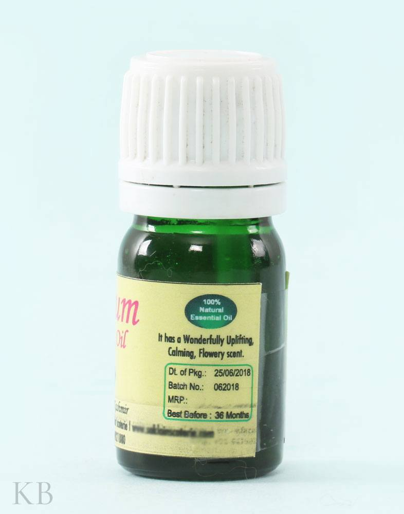 SC Geranium Essential Oil (Pair)