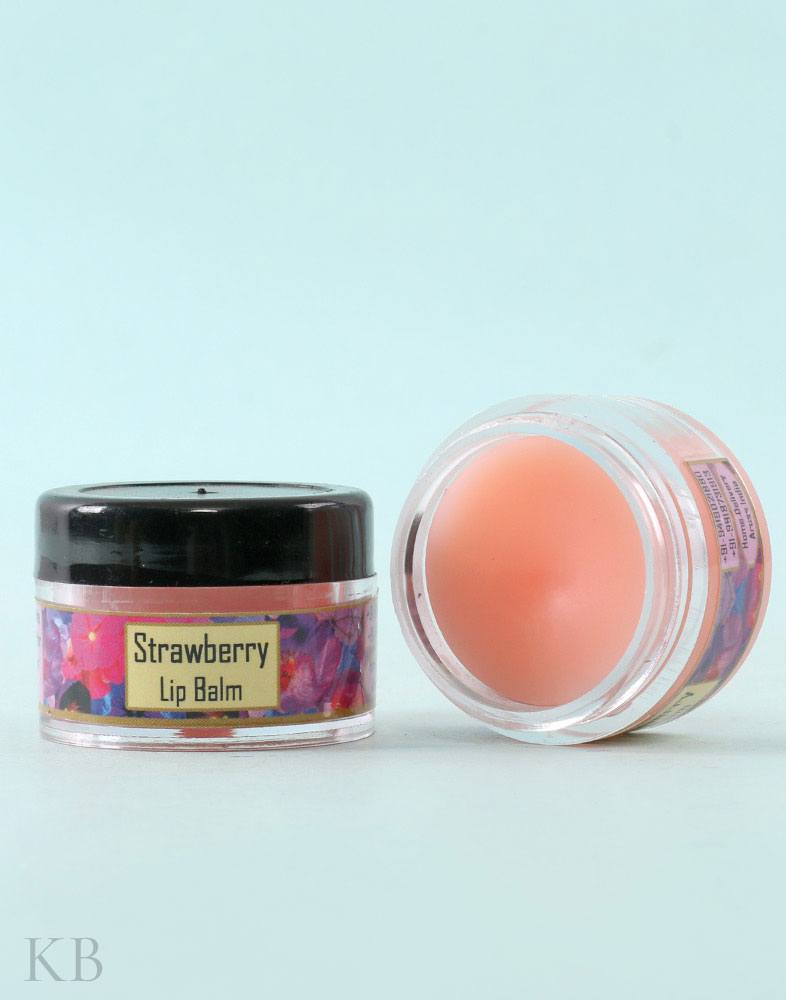 SC Strawberry Lip Balm (Pair)